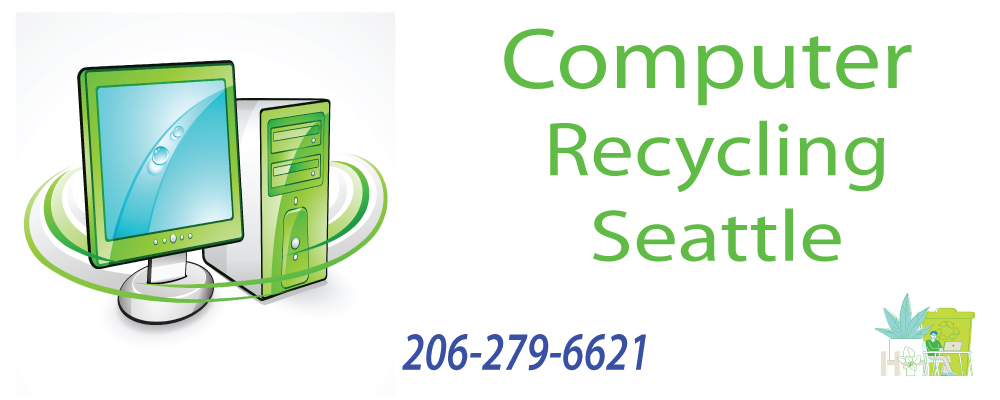 Computer Recycling Seattle Header